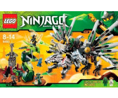 Lego Ninjago - Epic Dragon Battle (9450)