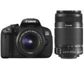 Canon EOS 650D Kit 18-55 mm + 55-250 mm