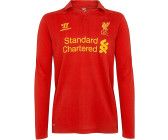 Warrior FC Liverpool Shirt 2013