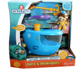 Fisher-Price Octonauts Gup-C Shellington and Whale