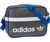 Adidas Adicolor Airliner jersey dark grey heather/bluebird