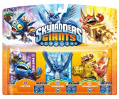 Activision Skylanders: Giants - Pop Fizz + Trigger Happy + Whirlwind