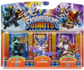 Activision Skylanders: Giants - Flashwing + Gill Grunt + Double Trouble