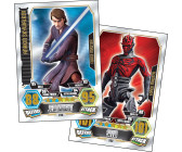 Topps Star Wars Force Attax Serie 3 - Einzelkarte Force-Meister