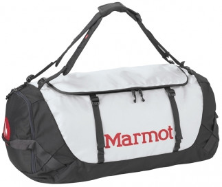 Marmot Long Hauler Duffle Bag XL glacier grey/slate grey