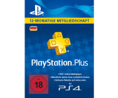 Sony PlayStation Plus 365-Tage-Abonnement (DE)