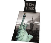 Herding New York Liberty (80 x 80 + 155 x 220 cm)