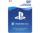 Sony Carte PlayStation Network 50 €