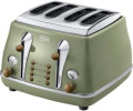 DeLonghi CTOV4003.GR Vintage Icona Olive Green Price comparison