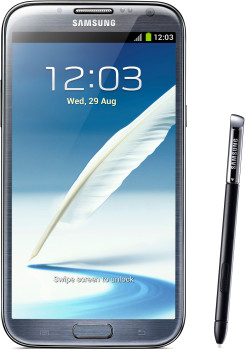 Samsung Galaxy Note 2 16GB Titanium Gray