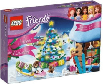 Lego Friends Adventskalender 2012 (3316)