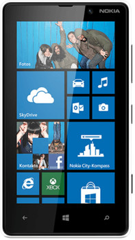 Nokia Lumia 820 Wei