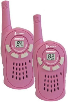 Cobra Walkie Talkie MT117-2 Rosa
