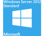 Microsoft Windows Server 2012 Standard (2 CPU/2VM) (SB/OEM) (Win) (DE)