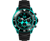 Ice Watch Sili Chrono Black Turquoise Big Big (CH.KTE.BB.S.12)