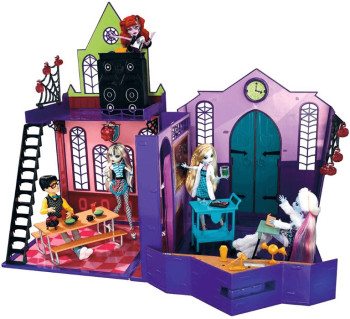 Mattel Monster High Schule (X3711)