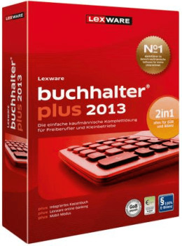 Lexware Buchhalter Plus 2013 Update (Version 18.00) (DE) (Win) (Box)
