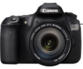 Canon EOS 60D Kit 18-135 mm + 40 mm