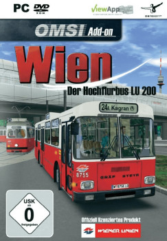 OMSI: Wien - Der Hochflurbus LU 200 (Add-On) (PC)