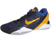 Nike Zoom Kobe VII Obsidian/University Gold Royal/Wolf grey