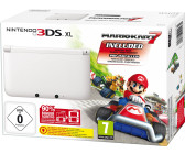 Nintendo 3DS XL white Mario Kart 7 Limited Edition
