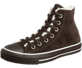 Converse Chuck Taylor All Star Suede Hi - shearling chocolate