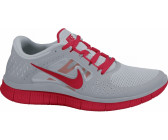 Nike Free Run+ 3 wolf grey/gym red/stealth