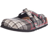 Birki's Dorian scottish check black