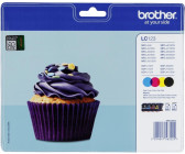 Brother LC-123 Multipack 4-farbig (LC123VALBPDR)