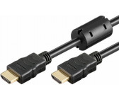 Goobay HDMI Kabel Standard/wE 1000 FG (10,0m)