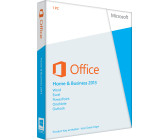 Microsoft Office 2013 Home and Business (DE) (Win) (PKC)