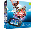 Sony PlayStation Vita 3G/Wi-Fi + Little Big Planet: PS Vita + Speicherkarte 4GB