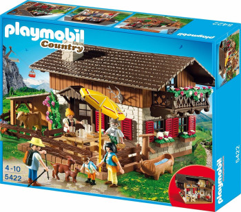 Playmobil Country - Chalet (5422)