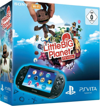 Sony PlayStation Vita WiFi + Little Big Planet: PS Vita