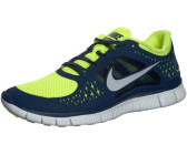 Nike Free Run+ 3 volt/reflective silver/squadron blue/summit white