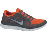 Nike Free Run+ 3 team orange/reflective silver/anthracite