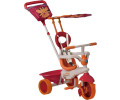 smarTrike Safari 4 en 1 rouge/orange