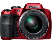 Fujifilm FinePix S8200 Red