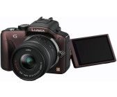 Panasonic Lumix DMC-G3 Kit 14-42 mm (braun) (DMC-G3K-T)