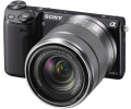 Sony Alpha NEX-5R Kit 18-55 mm schwarz (NEX-5RKB)