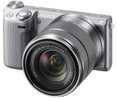 Sony Alpha NEX-5R Kit 18-55 mm (silber) (NEX-5RKS)