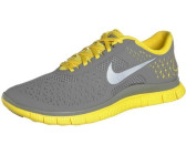 Nike Free 4.0 V2 Wolf Grey/Reflective Silver-Maize