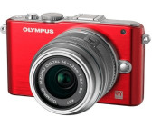 Olympus Pen E-PL3 Kit 14-42 mm (rot)