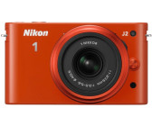 Nikon 1 J2 Kit 11-27,5 mm (orange)
