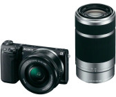 Sony Alpha NEX-5R Kit 16-50 mm + 55-210 mm (schwarz)