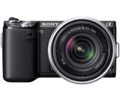 Sony Alpha NEX-5N Kit 18-55 mm (schwarz) (NEX-5NKB)
