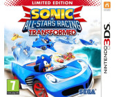 Sonic & All-Stars Racing: Transformed - Limited Edition (3DS)