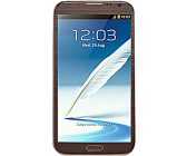 Samsung Galaxy Note 2 16GB Amber Brown