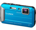 Panasonic Lumix DMC-FT25 (blau)
