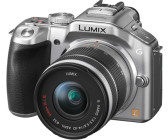 Panasonic Lumix DMC-G5 Kit 14-42 mm silber